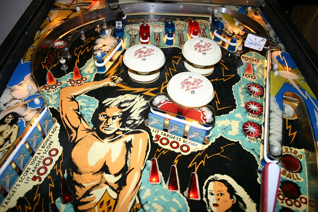 flash pinball game